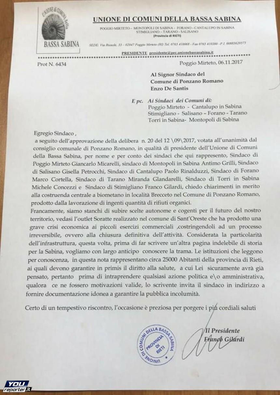 Comune Di Montopoli Di Sabina la bassa sabina alza la testa!!! - youreporter