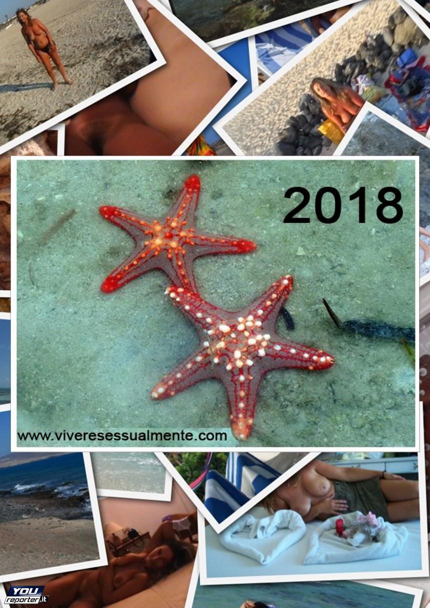 Calendario Greco.Calendario 2018 Maria Rosa Greco Nuda E Hot Youreporter