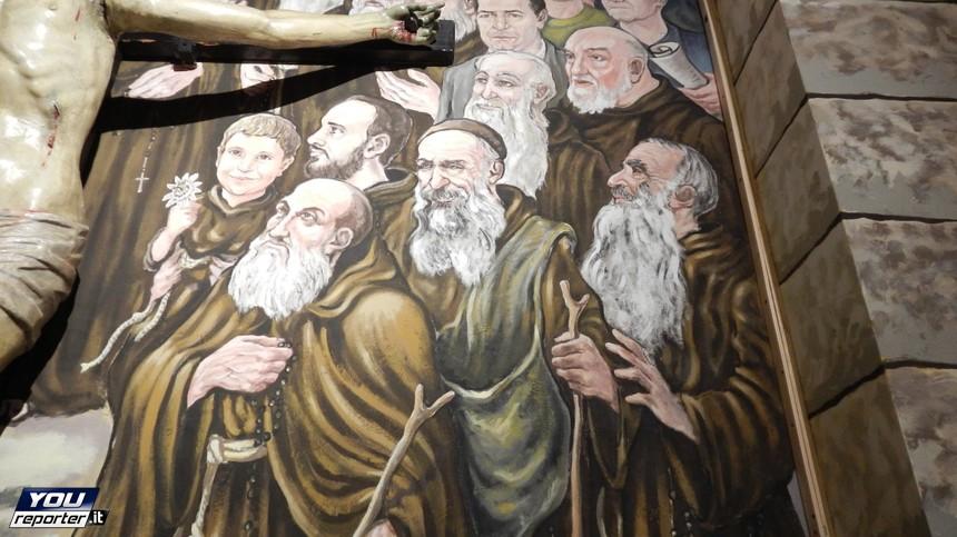 Festa Beato Nicola da Gesturi, Convento Cappuccini ...
