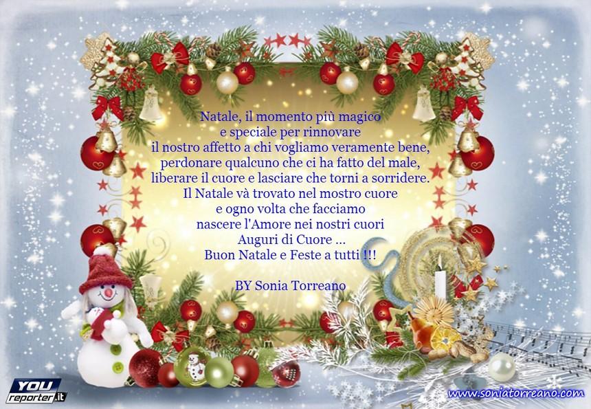 Buon Natale Tutti.Buon Natale E Feste A Tutti Youreporter